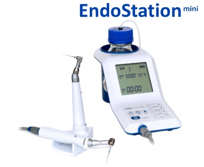 מנוע אנדודונטי רב-שימושי EndoStation mini